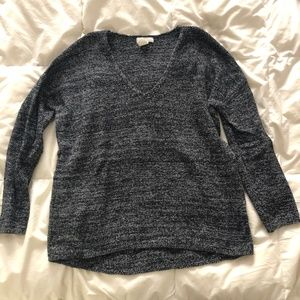 H&M • V-Neck Long Sleeve Sweater